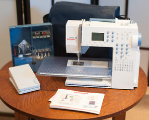 Bernina Activa 145 - Embroidery and Sewing Machine