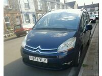 Citroen C4 Grand Picasso Exclusive EGS 2.0HDI Automatic 7 seater '78,000 miles, New MOT'