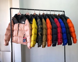 The North Face Puffer Jacket, New/Authentic, 11 colours, S/M/L/XL/2XL