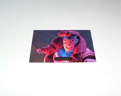 1994 FLEER MARVEL POWER BLAST SINGLE FOIL CARD #5 GAMBIT Single Power Foil Card