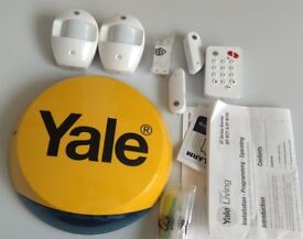 Yale-EF-KIT1-Easy-Fit-Standard-Alarm-Kit-1-Wireless-Keypad-Door-Sensors