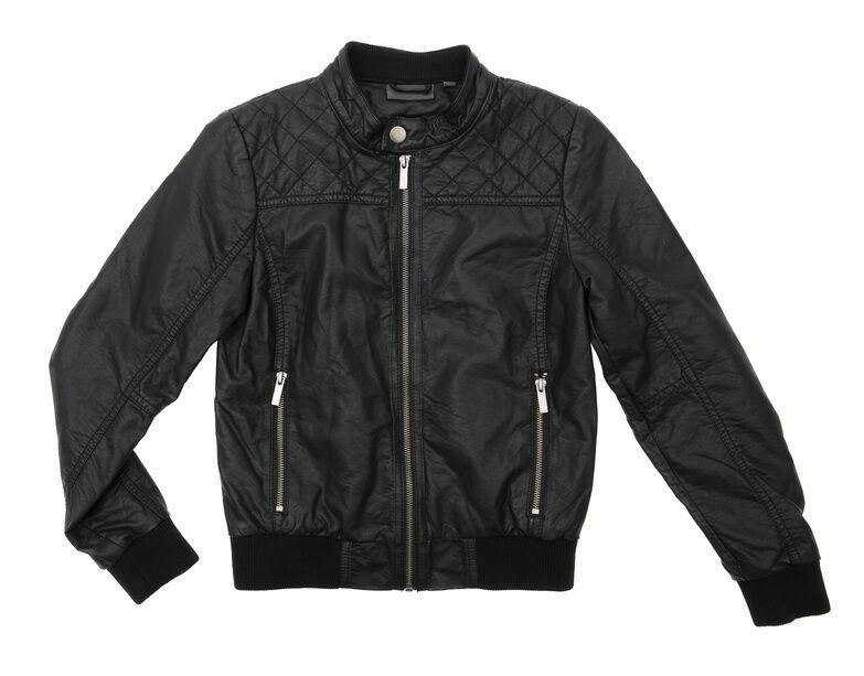 A Black Jacket | Outdoor Jacket