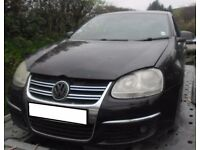 BREAKING 2007 VOLKSWAGEN JETTA 140 SPORT -- NO TEXTS PLEASE - NEWRY / ARMAGH