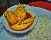 Fresh Bengali home made food available in Malton,Mississauga.