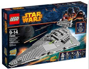 LEGO : Item 75055 : Imperial Star Destroyer