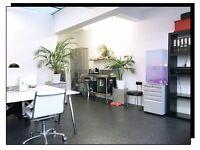 x2 Desk spaces in Creative Studio, Broadway Market