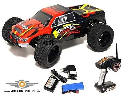 RC XXL Monstertruck L313 Offroad Elektro Truggy 1:10 RTR 2WD 52 km/h schnell !!