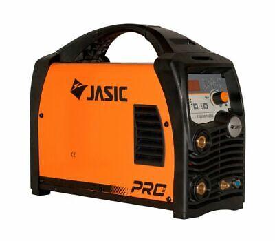 Jasic Tig-200p Acdc E201 Welding