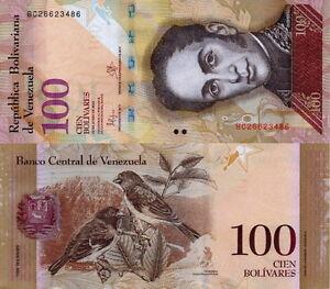 VENEZUELA-100-bolivares-fuertes-2015-FDS-UNC
