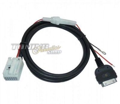 iPhone iPad iPod Interface Adapter MP3 Radio für VW RCD RNS 210 215 310 315 510 Ipod Nano Interface