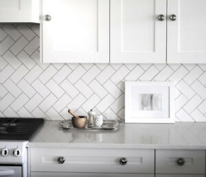 Subway Tiles  ! Great for a backsplash or shower  !