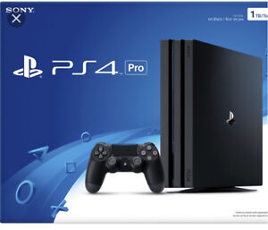 PlayStation Pro with 2 games