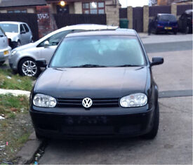 Volkswagen Golf MK4 GT TDI 110 SUNROOF (not audi,skoda,toyota,ford)