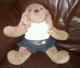Build a bear type dog