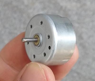 5pcs Dc9v-12v 4800rpm-6500rpm Micro Permanent Magnet Experiment 300 Motor