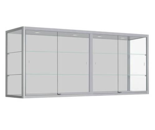 Grote Glazen Vitrinekast.Glazen Hang Vitrinekast Hangvitrine Wandvitrine Glas Kasten
