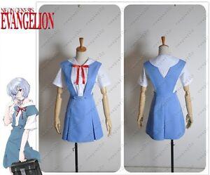 Evangelion-EVA-School-Summer-Uniform-Cosplay-Costume
