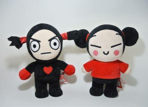 brazil friends pucca garu couple doll set 25cm kid gift decor