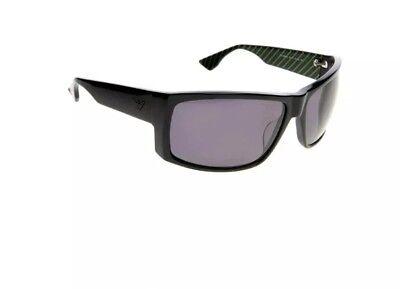 Emporio Armani 9699 MATT BLACK Designer Sunglasses - 9699 /S 809 YI Black