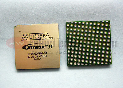 Nos Altera Ep2s60f1020i4 Stratix Ii 60k 60440 Cells Fpga 1020-bga X 1pc