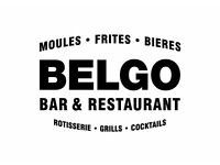 EXCEPTIONAL CHEFS EXPECTED – BELGO - BROMLEY