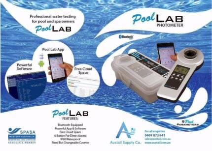 PoolLab Water tester