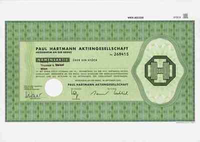 Paul Hartmann AG 2000 Heidenheim Brenz Düren Wermelskirchen 50 DM Achern Brück