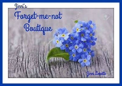 Jinni's Forget-Me-Not Boutique