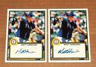 Autographed Major Leagues Matt Harrison Baseball Cards