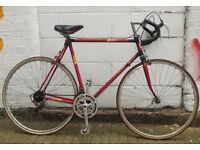 Vintage road bike Made in France size frame 23 serviced warranty Welcome for test ride