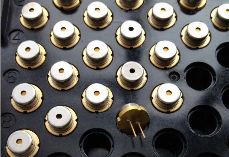 NICHIA NDG7475T 520nm 1000mW+ Green Laser Diode/Tin-Pin 1 pcs