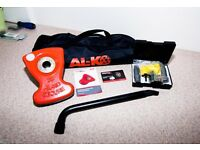 AL-KO Secure Compact Wheel Lock Kit, approved to Sold Secure Diamond Status