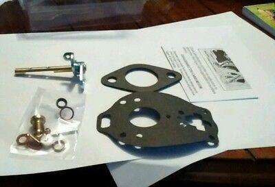 Carburetor Repair Kit Massey Ferguson F40 Mf135 Mf150 Mf50 To35free Shipping