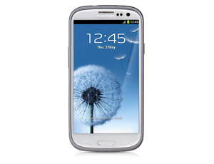 Galaxy S3 16GB factory unlocked works perfectly in excellent con
