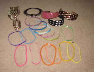 Girls Hair Accessories / Clothes sz 6, 7, 8, 10, 12