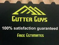 GUTTER GUYS EAVESTROUGH CLEANING