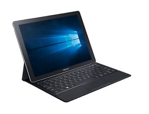"Samsung TabPro S 12"" Win 10 Pro 2-in-1 4GB 128GB Wifi-AC BT4.1"