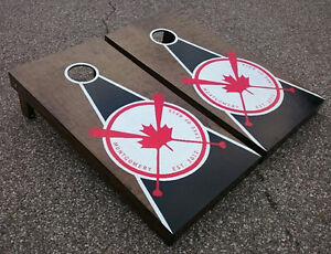 Cornhole Board / Beanbag Toss Game (Cottage Game)