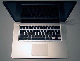 """Apple Macbook Pro Laptop 15"""" Late 2009"""