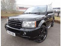 2009 Land Rover Range Rover Sport 2.7TD Auto HSE - Hist & Belt Change - KMT Cars