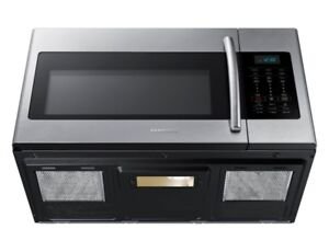 """30"""" Over the Range Microwave Stainless 1.8 cuft"""