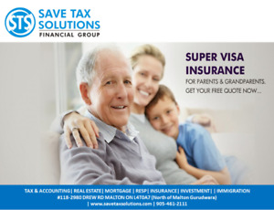 Travel/Super Visa Insurance