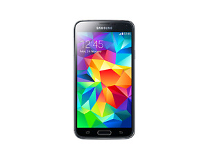 Galaxy S5 16GB works perfectly in excellent factory unlocked