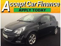 Vauxhall/Opel Corsa 1.2i 16v ( 85ps ) ( a/c ) 2012MY SXi FROM £20 PER WEEK.