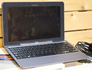 SAMSUNG ATIV 500 SMART PC TABLET + KEYBOARD - COMPUTER LAPTOP