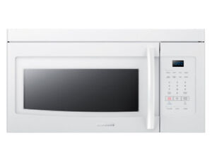 BLOWOUT SALE: Samsung ME16K3000AW Over the Range Microwave