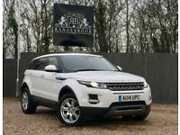 2014 14 LAND ROVER RANGE ROVER EVOQUE 2.2 SD4 PURE TECH 5DR DIESEL