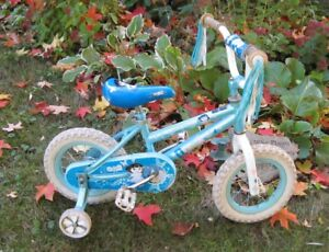 kids DORA  bike 12.5 inch tires