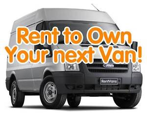 $$$ RENT TO OWN VANS UTES TRUCKS AND COMMERCIAL VEHICLES $$$ Woodville Charles Sturt Area Preview