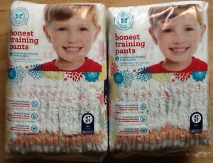 The Honest Co. 4T/5T Diapers and Wipes Brand New Sealed!
